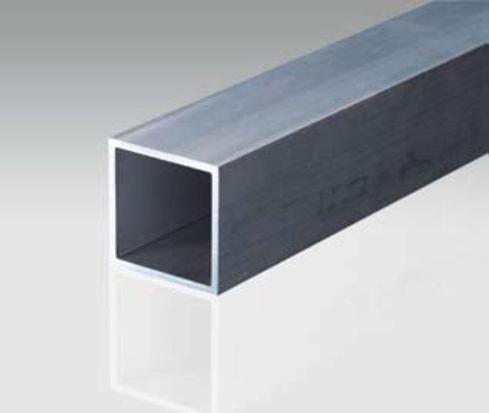 Aluminium Square Tubes Bikar Metalle