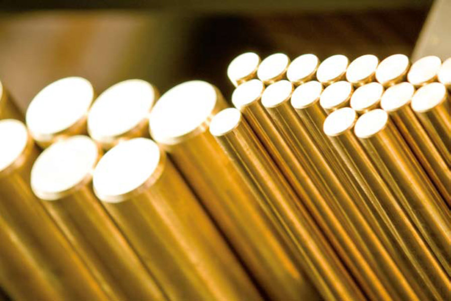Special Round Brass Ø 22mm Round Rod Round Material Brass Round Rod 20 25 ms58