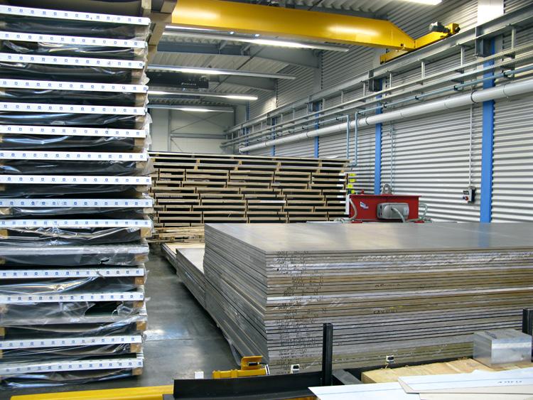 aluminiumplatten alu platten gewalzt bikar metalle. Black Bedroom Furniture Sets. Home Design Ideas